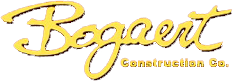 Bogaert Construction logo